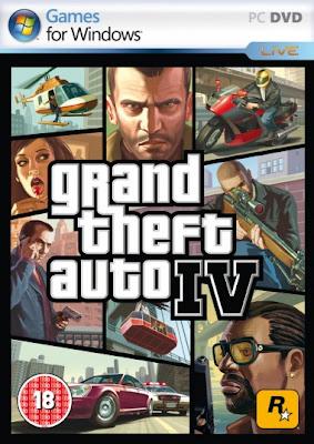 PC Games GTA IV Full Version
