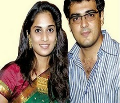 It's a boy for Ajith, Shalini