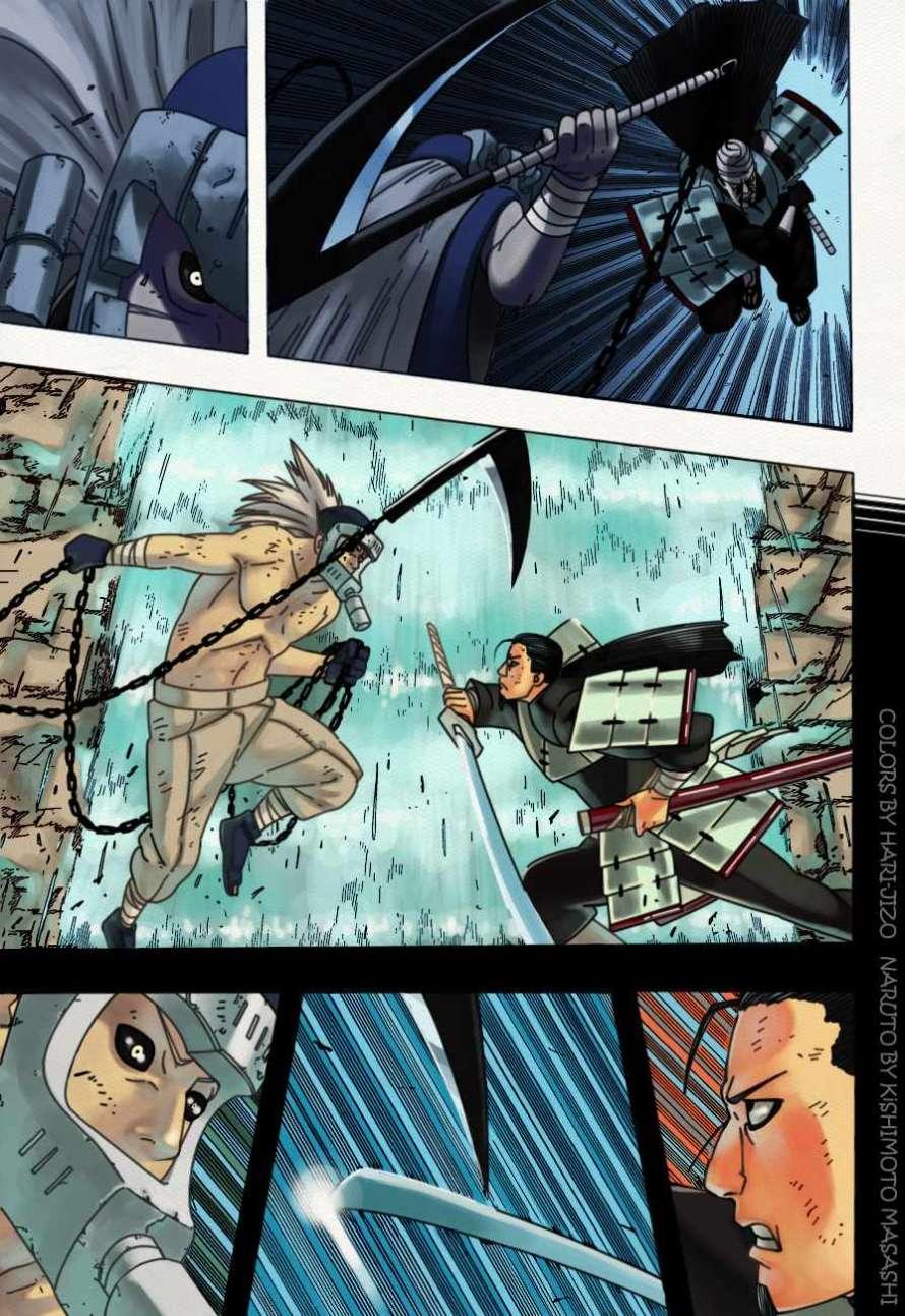 Naruto 533 page 17