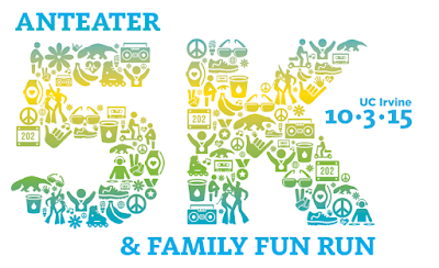 UCI%2B5k Are You A Runner?  Registration is Now Open for UCI's Anteater 5k & Family Fun Run 10.3.15 @UCIrvine
