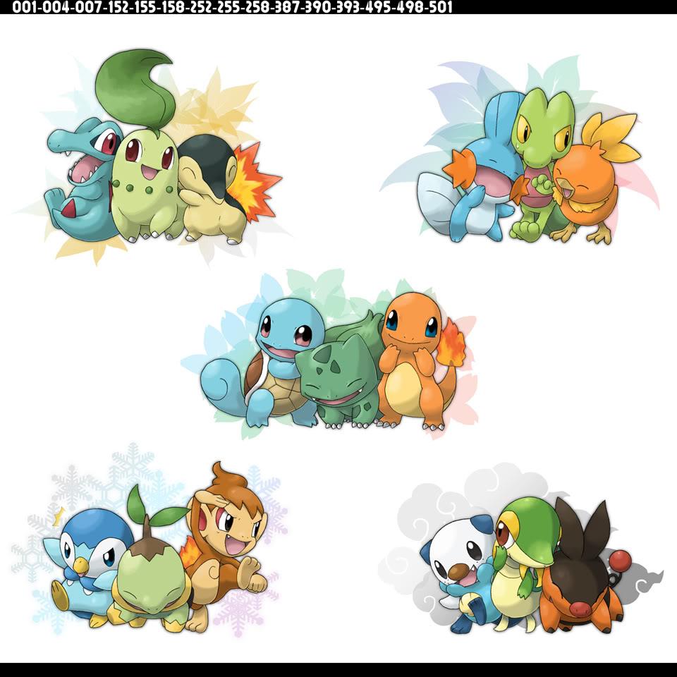 [Resim: pokemon+starters+02.jpg]