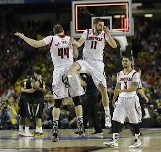 Louisville, Cardinals, Luke Hancock, Kevin Ware,