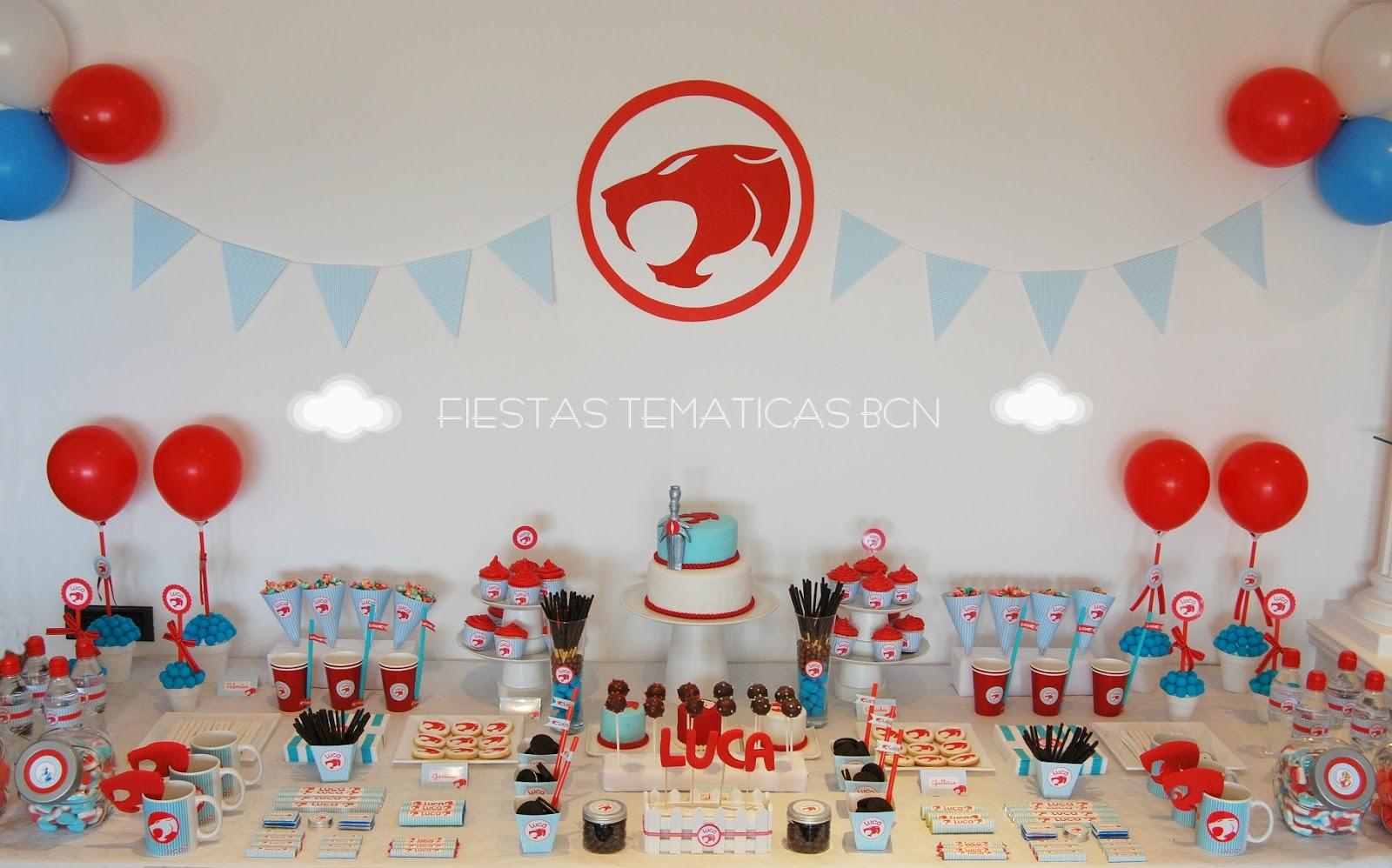Fiestas Tematicas Bcn Kits De Fiesta Imprimibles Cumpleanos