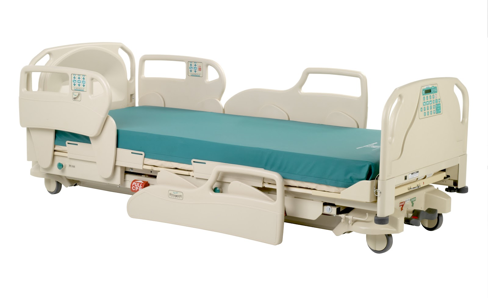 chg hospital beds: 5 more reasons to use a low hospital bed