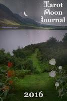 tarot moon journal 2016
