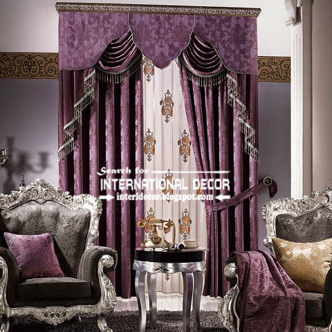 largest catalog of purple curtains and drapes, lilac curtains, luxury purple curtain valance