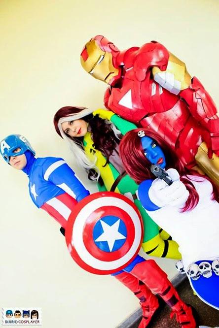 cosplay-vingadores