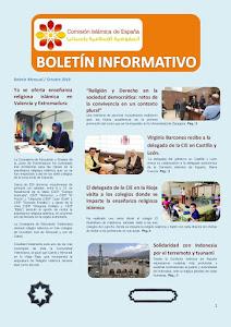Boletín de la CIE octubre 2018