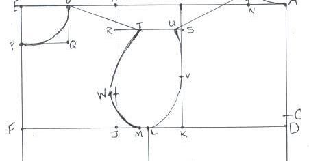 garment design school pattern drafting