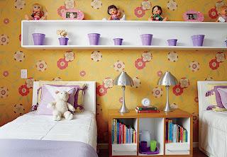 papel de parede quarto infantil 5