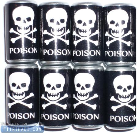 bagaimana makanan air dalam tin membawa maut
