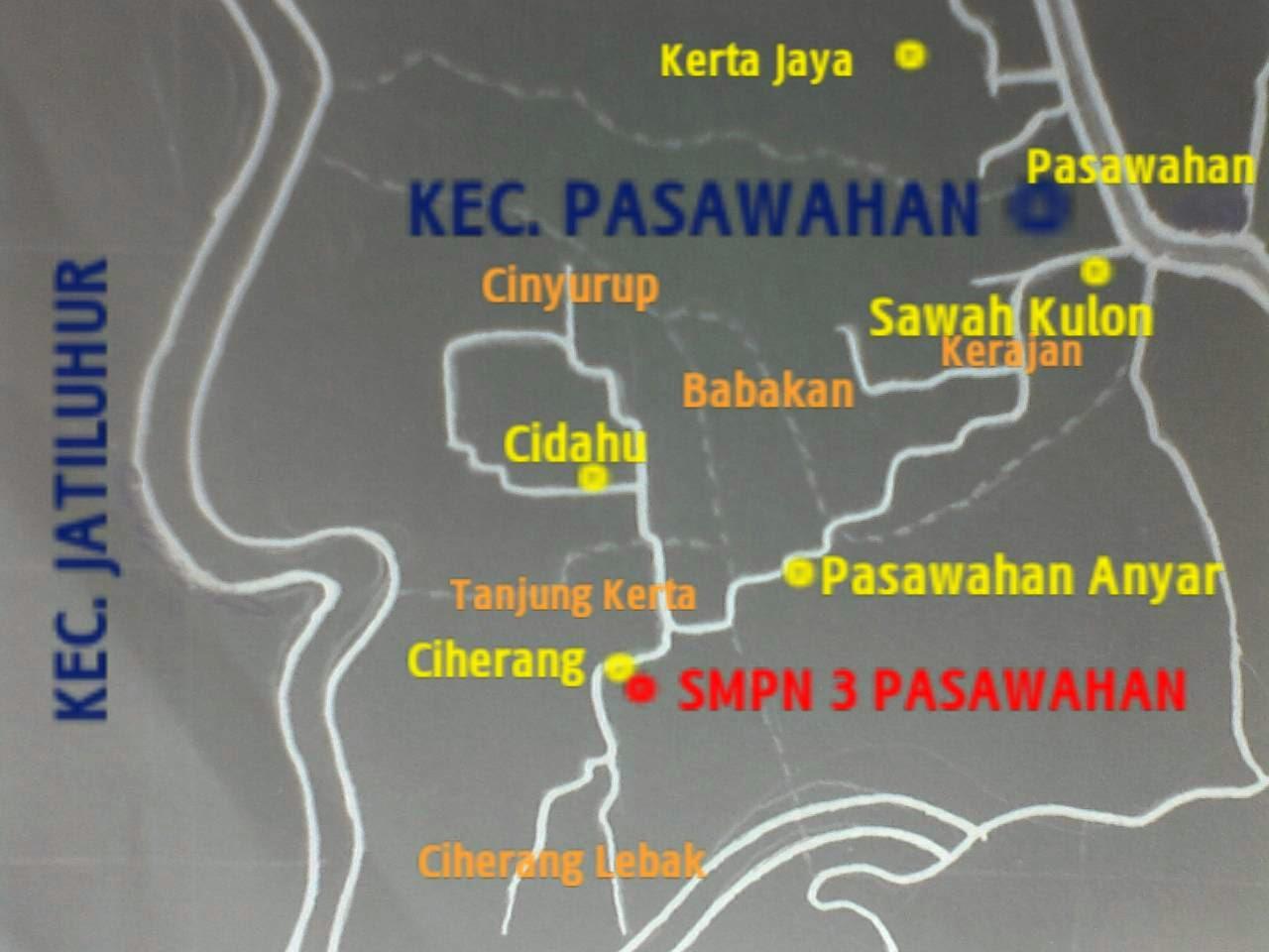 Desa Cidahu Mudah Dijangkau Dari Kota Purwakarta