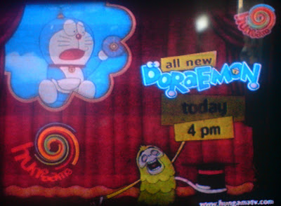 Doraemon on Hungama TV