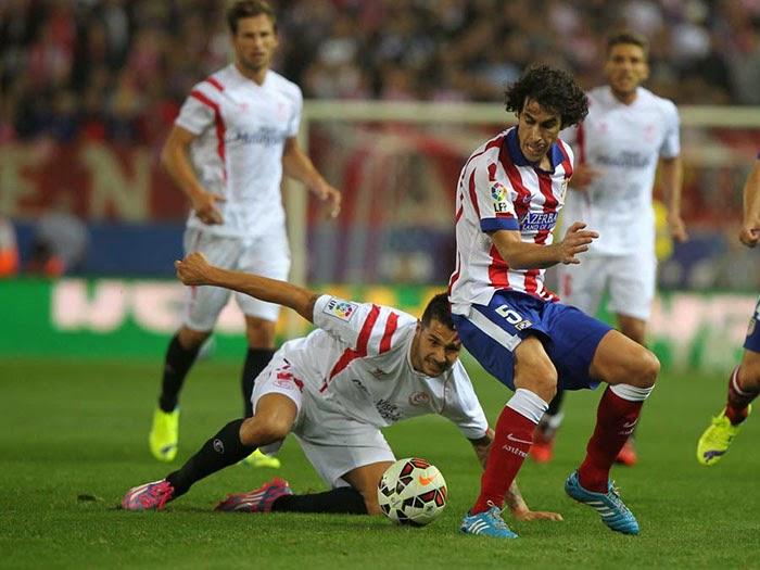 Crónica Atlético de Madrid 4 Vs Sevilla FC 0