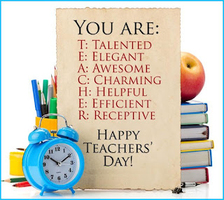 Teachers Day 2016 Speech WhatsApp Messages Quotes: Teachers Day 2015 ...