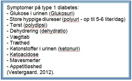 diabetes og hvad så