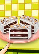 Готовим торт-мороженое - Онлайн игра для девочек