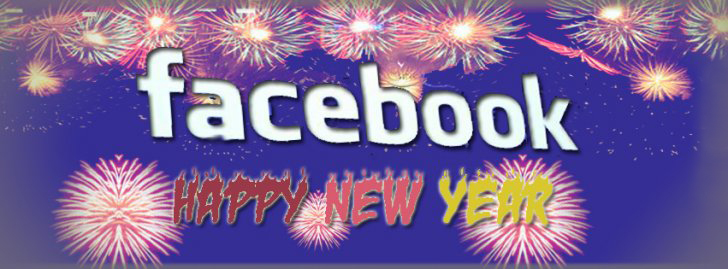 Happy New Year Facebook Covers – Cover Photos New Year Facebook