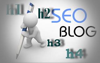 Cara mengubah tag heading h1, h2, h3 Agar seo friendly