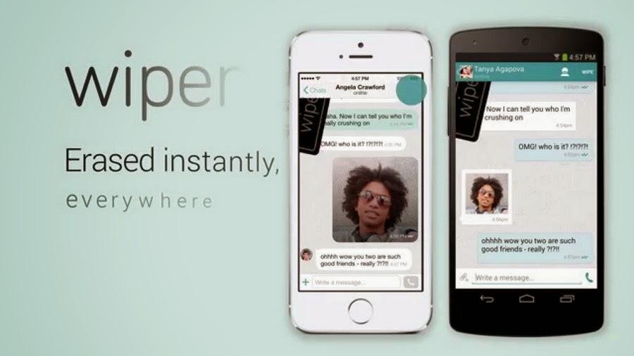 تحميل تطبيق المكالمات والرسائل الفورية المشفرة Wiper Messenger | أندرويد