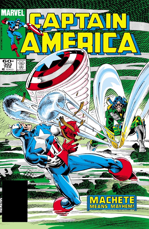 Captain America (1968) Issue #302 #230 - English 1