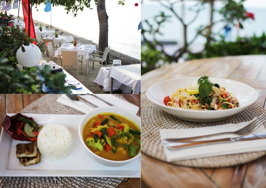 the lovina restaurant beach bar