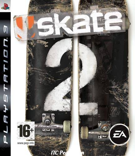 Skate 2 EUR For PS3 - Googlecus - Free PS3 Game