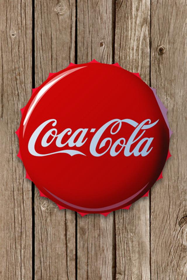 iphone retina display wallpapers coca cola retina