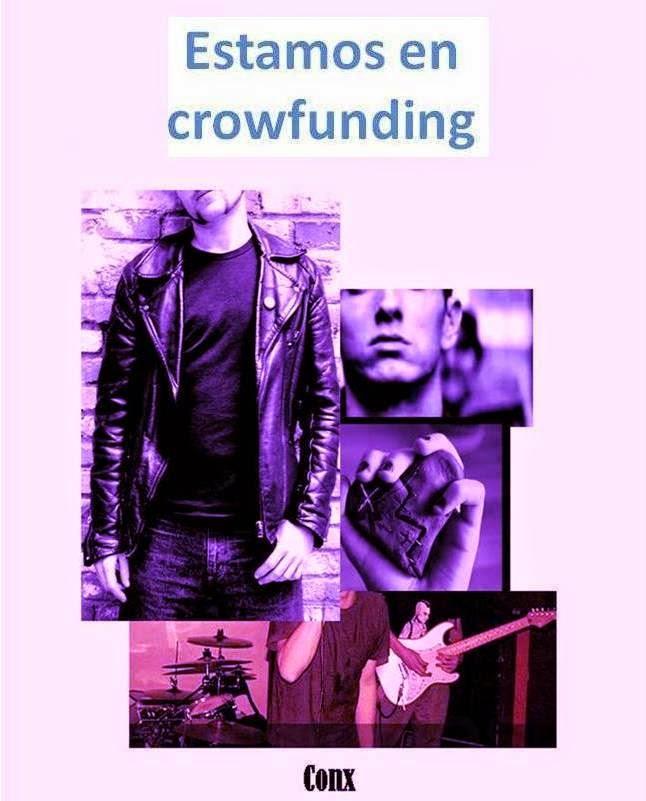 'Sin pedir permiso', libro en crowfunding