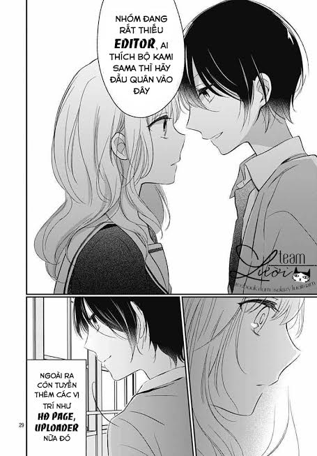 Kimi wa nani mo shiranai - chapter 7