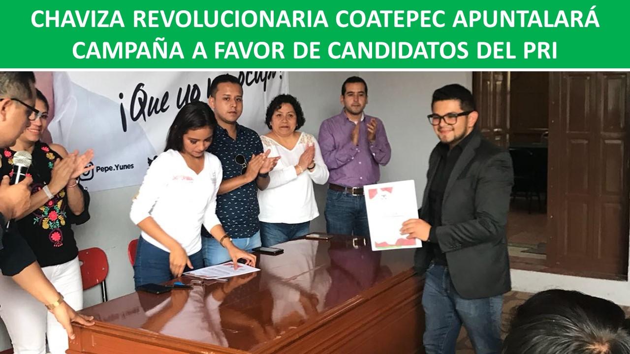 APUNTALARÁ CAMPAÑA A FAVOR DE CANDIDATOS DEL PRI