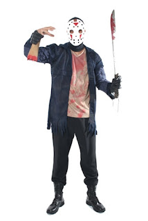 Fantasia para Halloween para homens