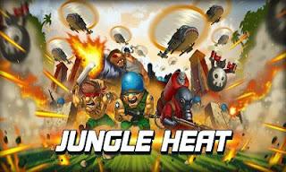 تحميل لعبة jungle heat للاندرويد اخر اصدار
