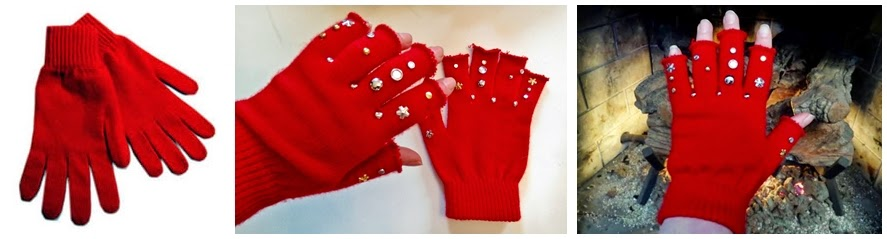 diy gloves