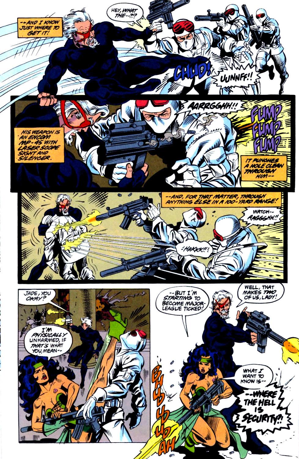Deathstroke (1991) Issue #18 #23 - English 13