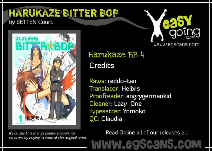 Harukaze Bitter Bop - Chapter 4
