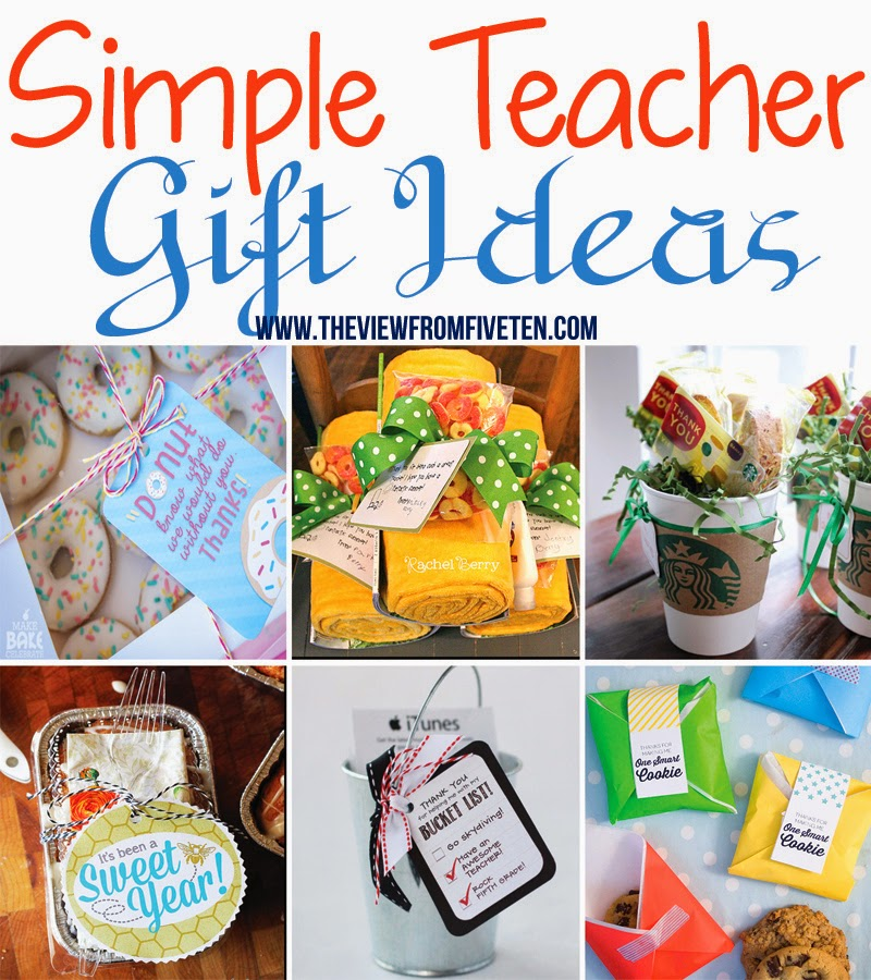 Teacher Appreciation Gift Ideas Wholehearted Finishing