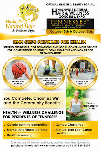 Nashville Natural Hair & Wellness Expo