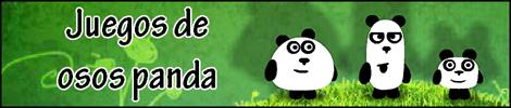 juegos de osos panda