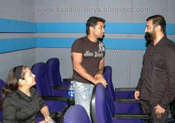 kadavul surya fans blog december 2011 suriya jyothika with ulaga nayakan kamal haasan thecheapjerseys Gallery