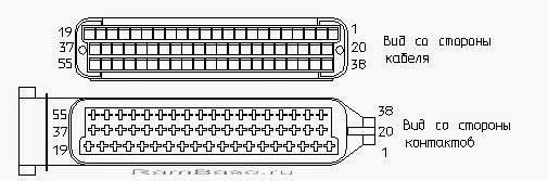 Схема эбу bosch mp 7.0