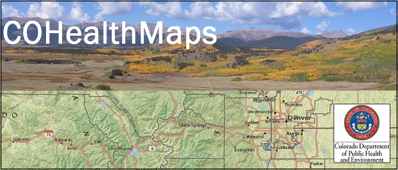 Colorado Health Maps