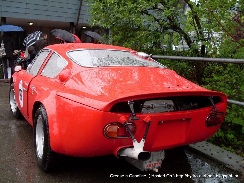 1965 1966 Fiat Abarth Ot 1300 Way2speed