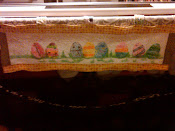 Easter Egg Wallhanging