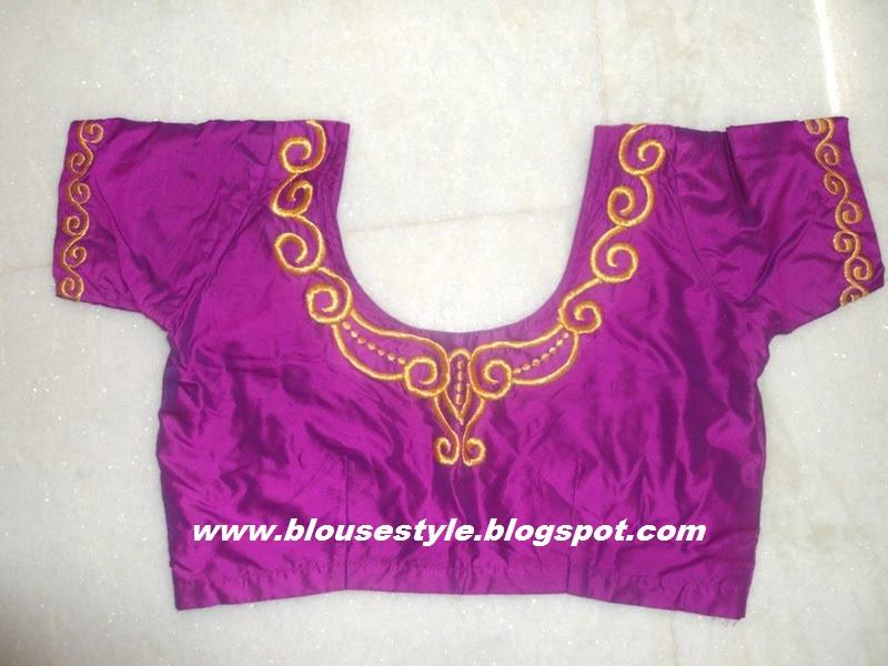 Models of blouse designs design patterns back neck