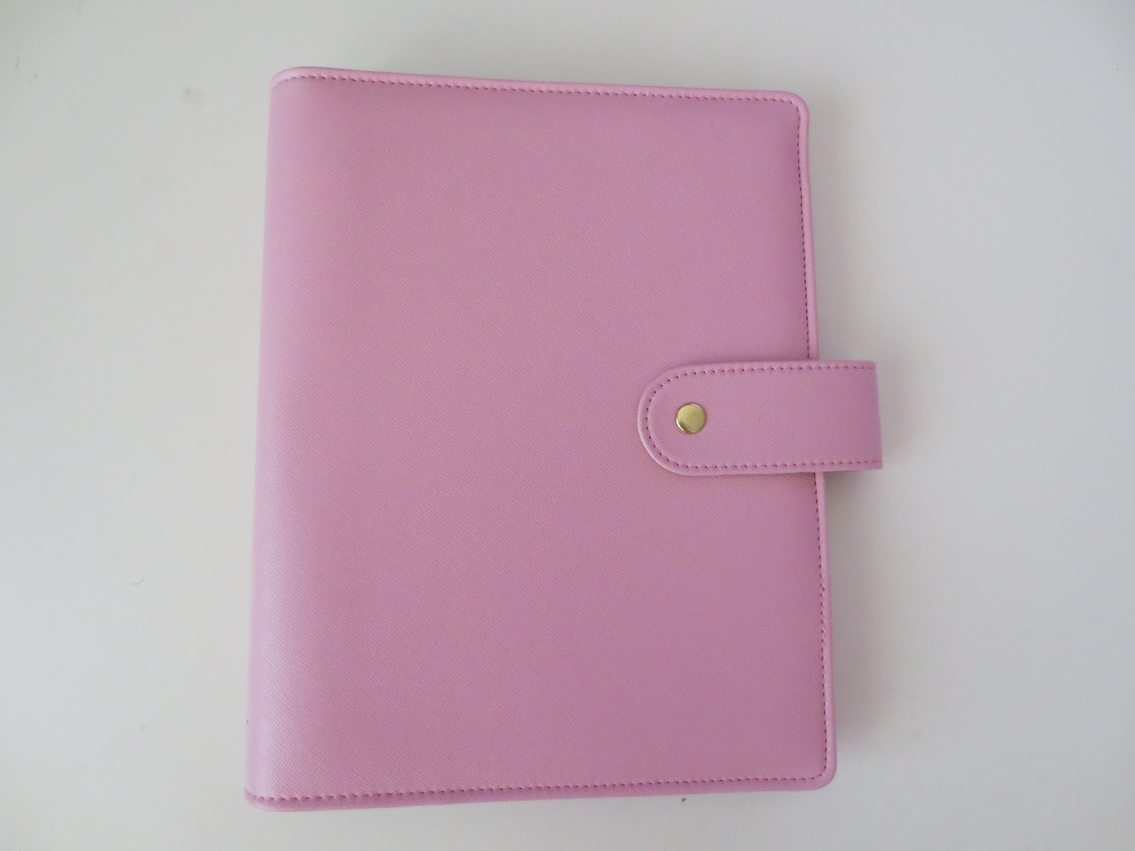 Lively image with planner binders