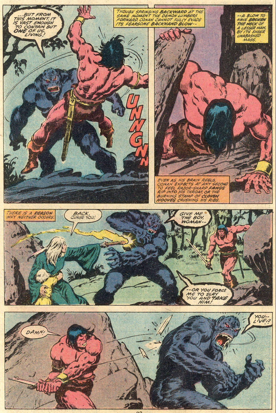 Conan the Barbarian (1970) Issue #113 #125 - English 14