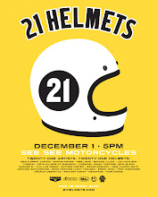 21 helmets