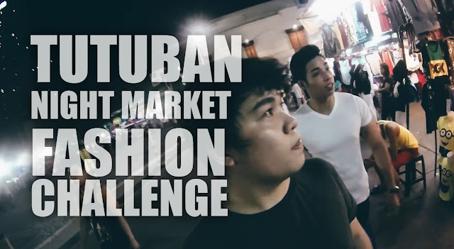 Tutuban Night Market Fashion Challenge