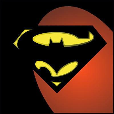 Doujinshi Superman x Batman ()